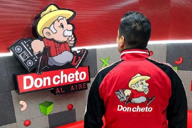 ¿Ya sabes quién es Saíd García, el rostro detrás de Don Cheto?