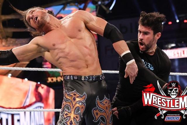 Foto: Twitter / @WrestleMania