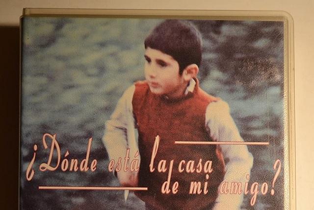 ¿Dónde está la casa de mi amigo?, una película de inocencia y solidaridad