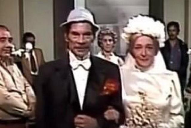 Don Ramón y Doña Cleotilde, los memes de la otra boda real