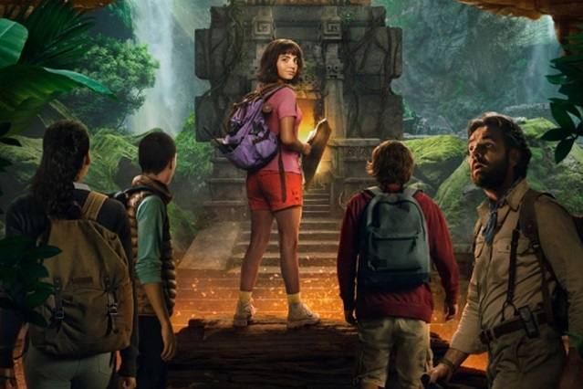 Estrenan nuevo Tráiler de Dora y La Ciudad Perdida