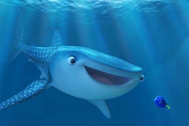 Disney difunde nuevo tráiler de Finding Dori