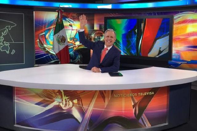 Hackean portal de López-Dóriga y él afirma que no lo intimidan