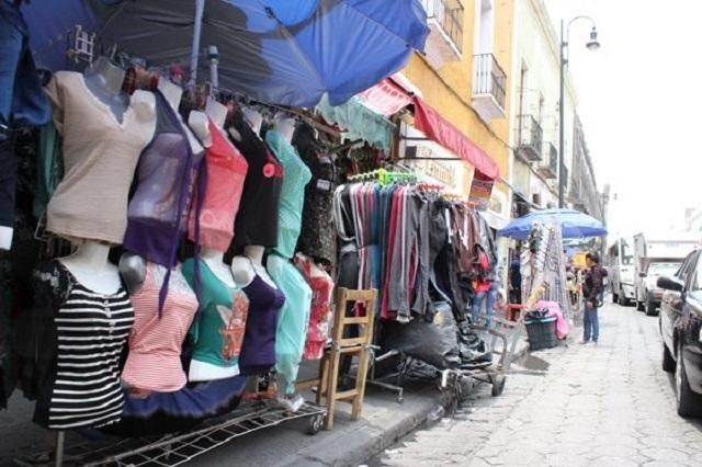 Comerciantes informales acusan decomisos injustificados