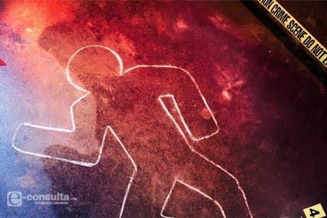 Con dos balazos asesinan a joven de 18 años en Chietla