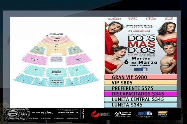 La nueva comedia de Adal Ramones y Consuelo Duval llega al Auditorio Metropolitano