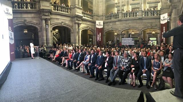 Defiende Rivera Vivanco gabinete a prueba de corrupción