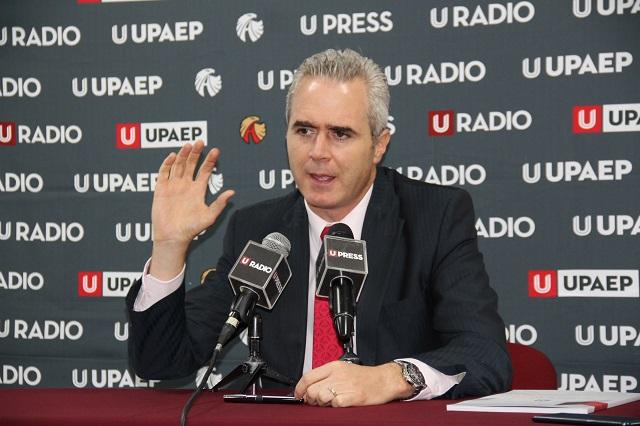 Upaep apoya Hoy no circula para bajar movilidad en Puebla