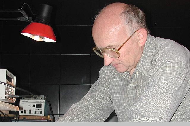 Fallece Evgeny Kuzin, científico del INAOE en Puebla
