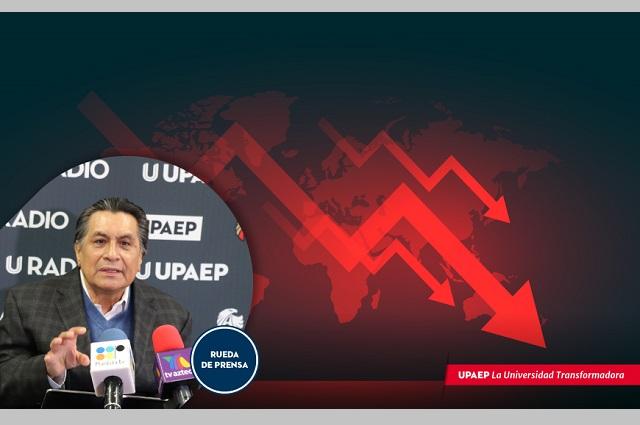 Cayó 38 trimestres la economía de México, la recuperación será lenta