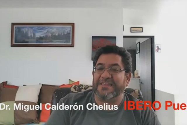 Pobreza en Puebla aumentó menos de lo previsto: Calderón Chelius