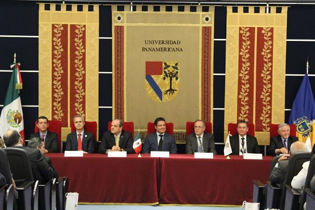 Nombran a Baños Ardavín presidente del Consejo Directivo de la FIMPES