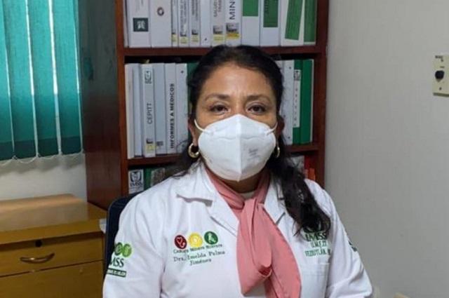 Destaca IMSS Puebla inclusión de mujeres médicos en puestos directivos