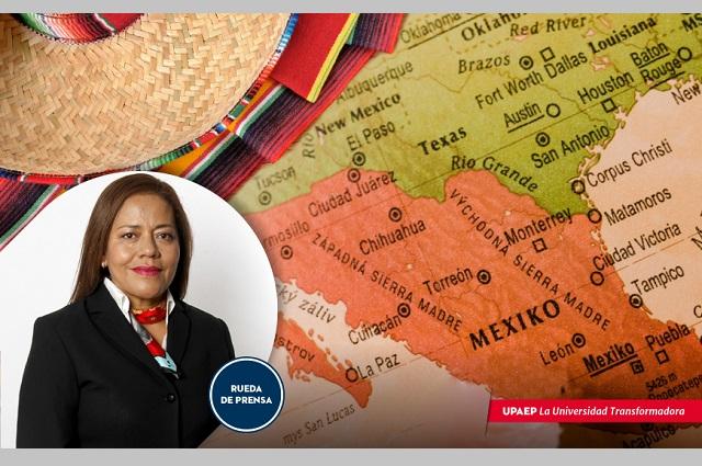 Fiestas patrias recuerdan a los migrantes mexicanos: Rosas López