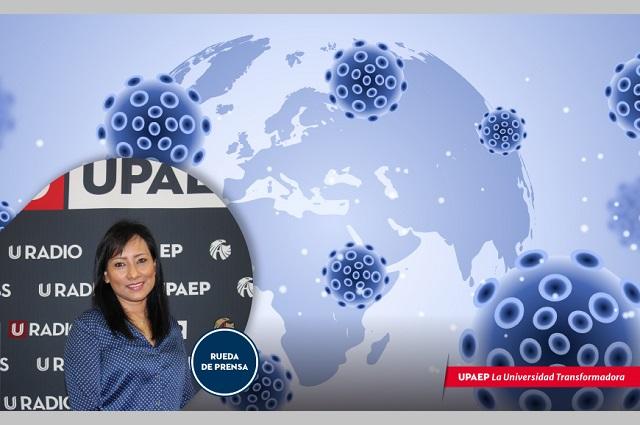 Pese a cambios en la pandemia, no bajar la guardia, aconseja Upaep