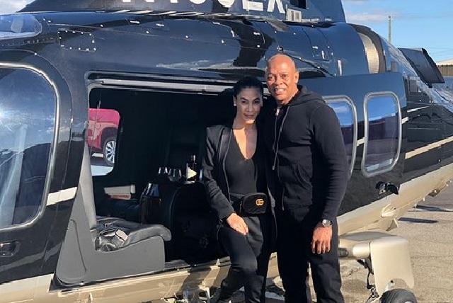 Dr. Dre y Nicole Young se divorcian tras 24 años de matrimonio