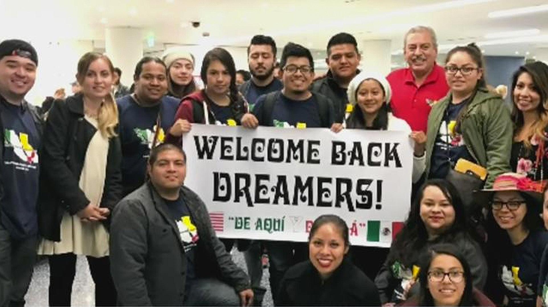 DACA: California demanda a Trump por eliminar programa para indocumentados