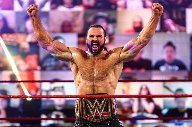 Drew McIntyre arroja positivo a Covid; podría no estar en Royal Rumble