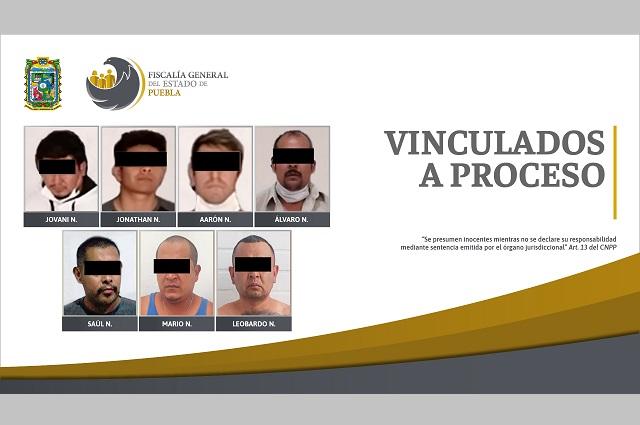 Logra FGE 7 detenciones por portación de armas y drogas