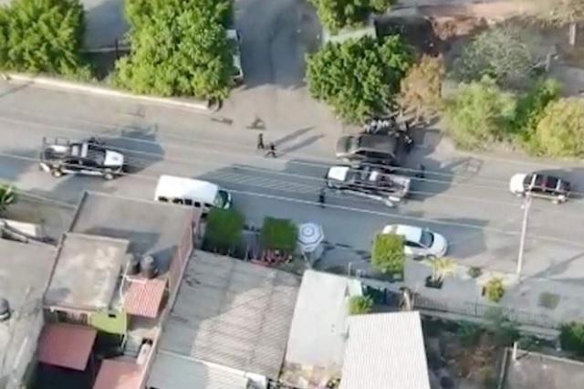 Liberan a joven secuestrado gracias a la ayuda de drones: VIDEO