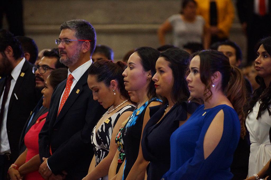 Encabeza rector de la IBERO ceremonia de graduación