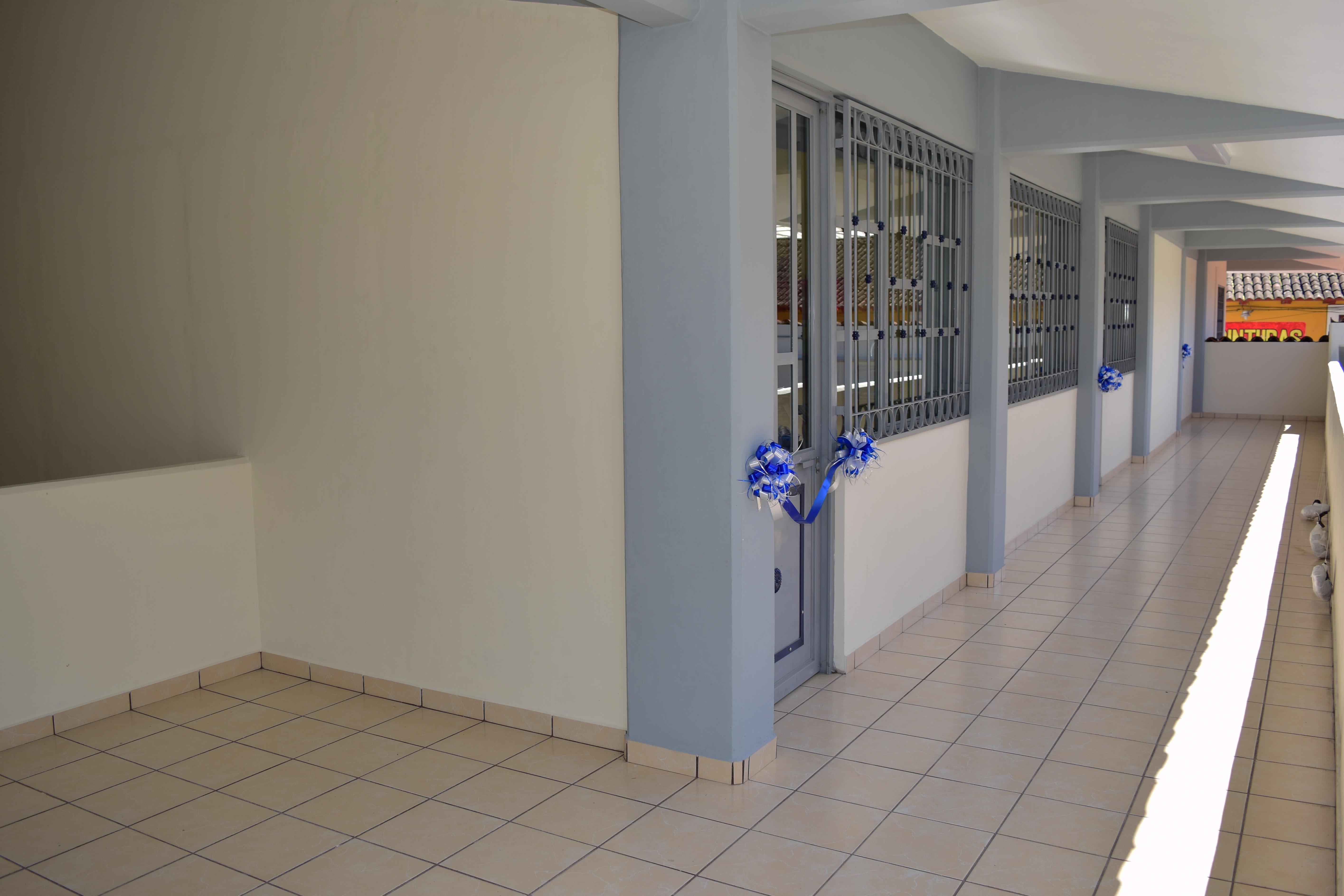 Inaugura edil 6 aulas para preescolar de Zacapoaxtla