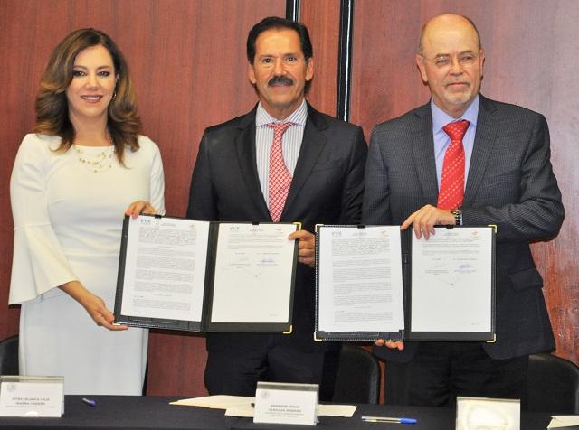 INEE y Canal del Congreso promoverán la cultura de la evaluación