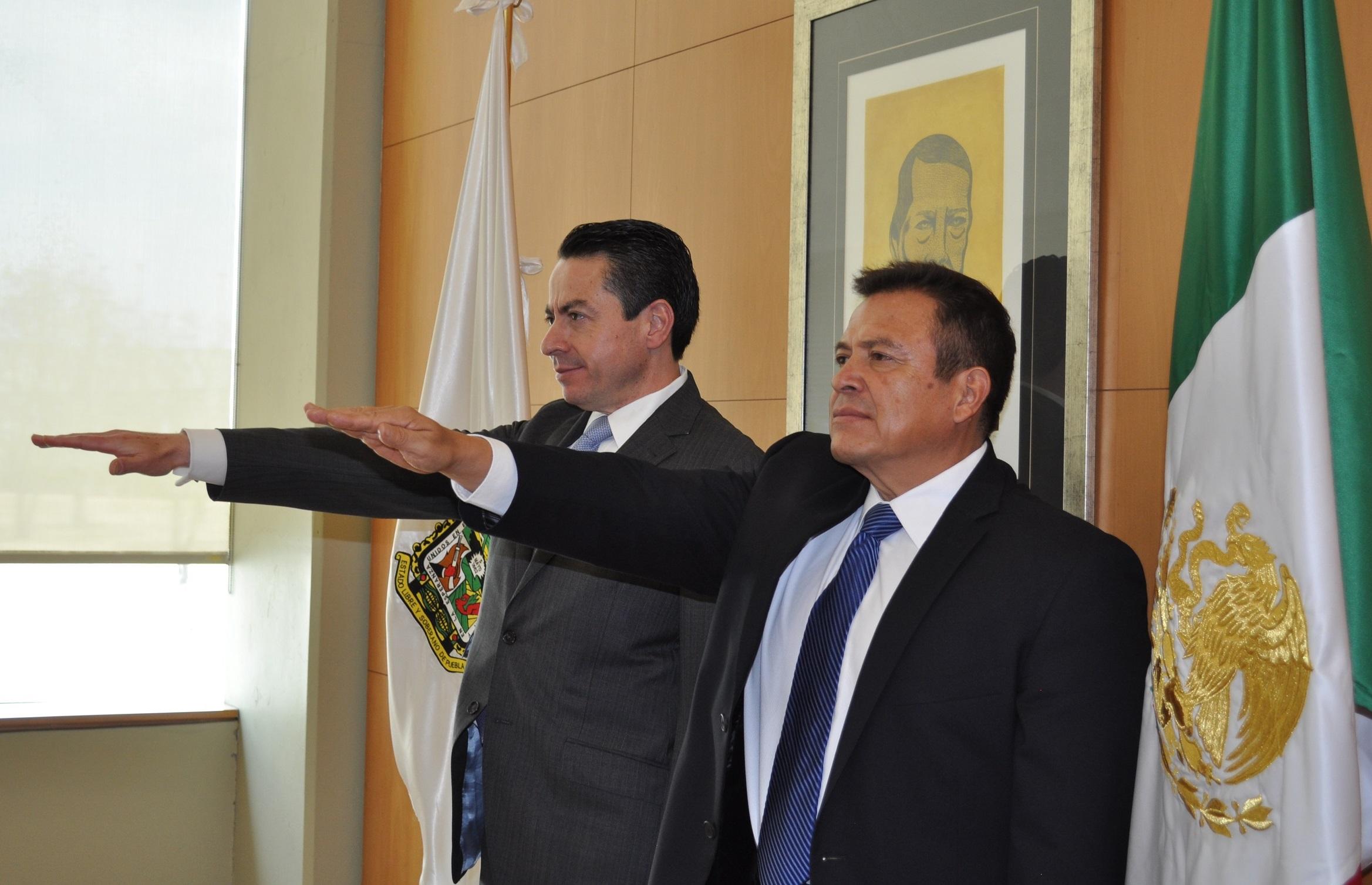 Joel Sánchez Roldán presidirá Comisión de Vigilancia en Consejo de la Judicatura