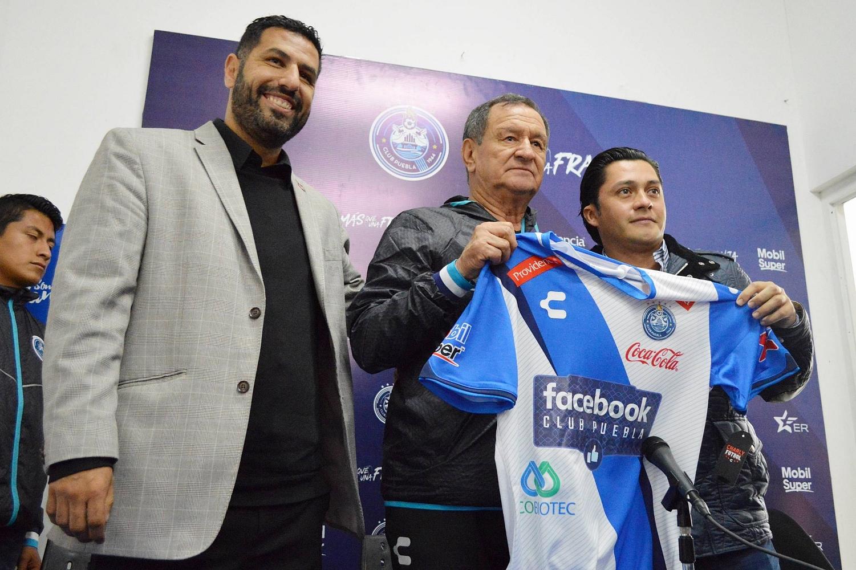 Enrique Meza, nuevo técnico de Puebla — Oficial