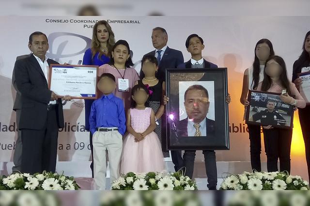 El crimen organizado asesinó a policías y padres de seis menores