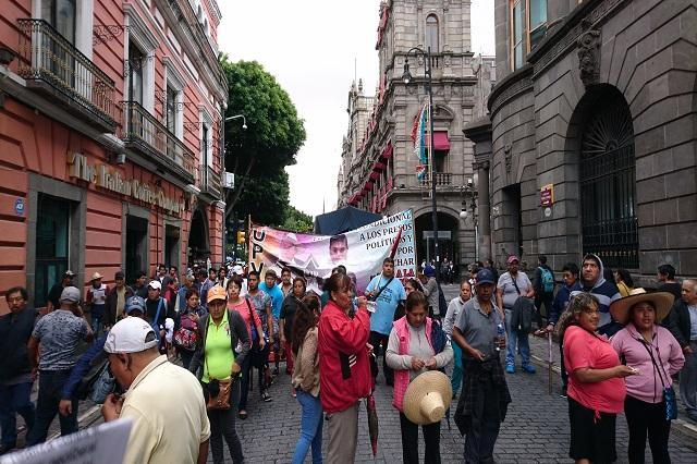 Proceso por ejecución de Meztli Sarabia, empantanado, denuncian