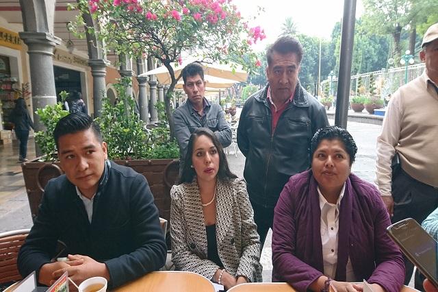 Activistas de San Andrés buscan ser coordinadoras de Morena