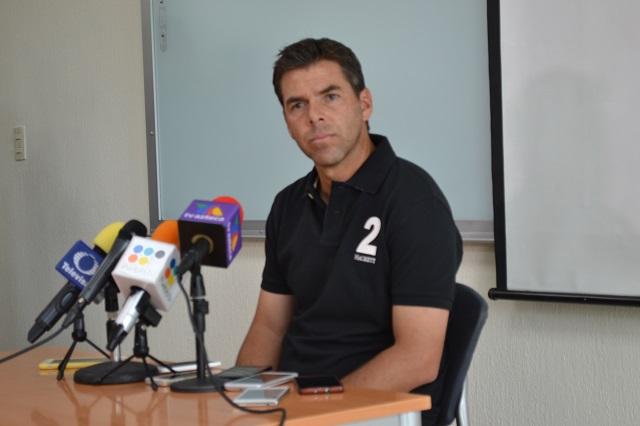 Contra Veracruz, partido vital, dice el técnico Rafael García