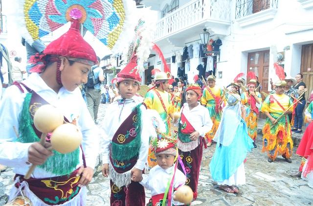 Inicia el Festival Nacional de la Huasteca en Cuetzalan