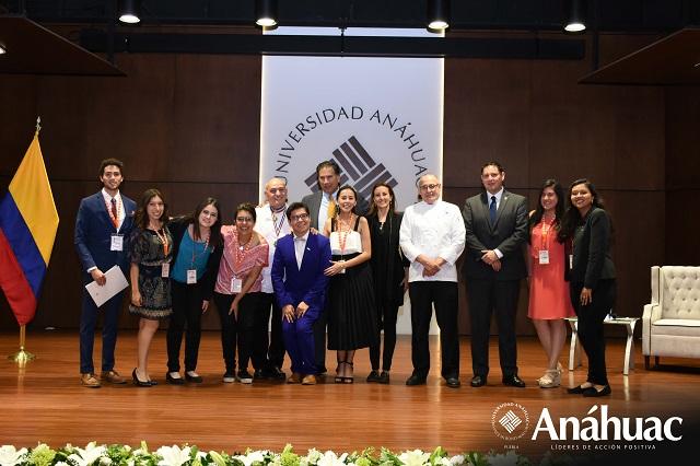 Realiza la Anáhuac en Puebla VI Congreso de Turismo y Gastronomía