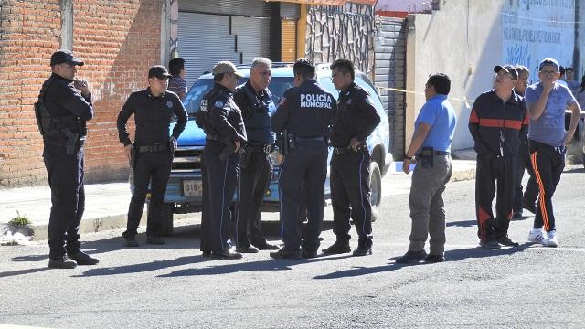 Caen asaltantes tras persecución y balacera al norte de Puebla
