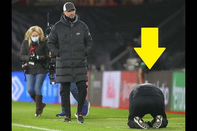 ¡Mar de lágrimas! DT del Southampton INCRÉDULO tras derrotar al Liverpool de Klopp