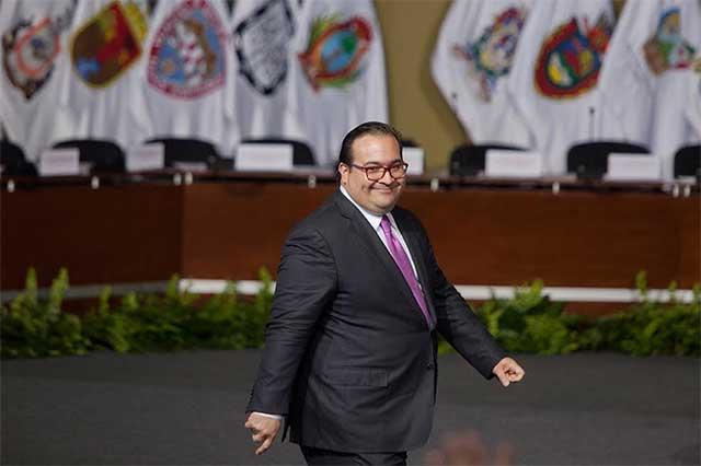 Javier Duarte le revira al SAT que no tiene miedo que lo investigue