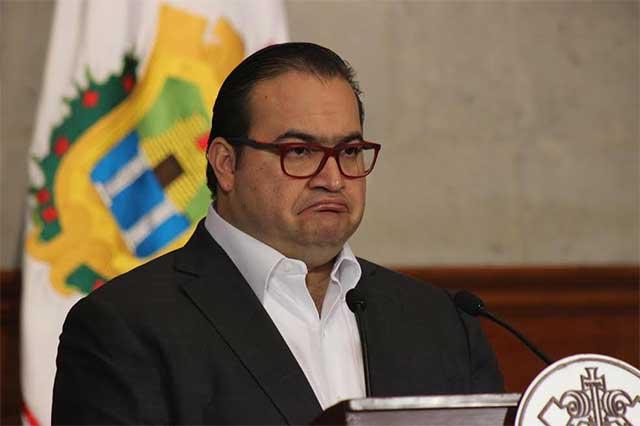 Javier Duarte no ratificó su petición y no volverá a gobernar Veracruz