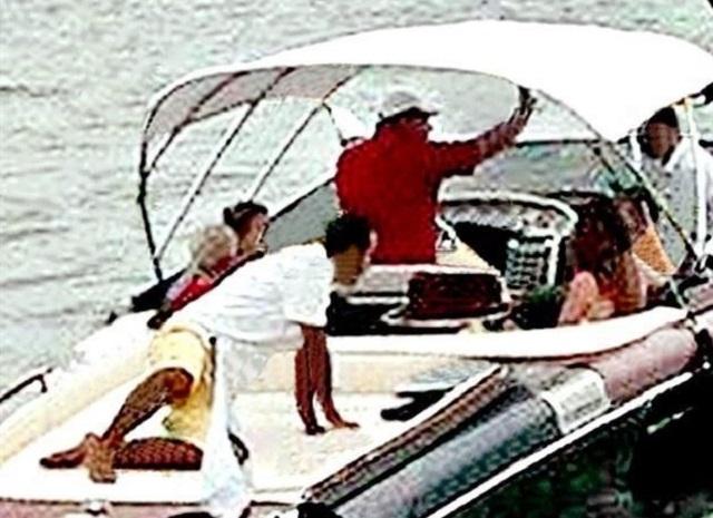 Javier Duarte se compró en EU una lancha italiana de 10 millones de pesos