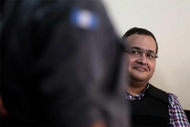 Tribunal confirma revés a Javier Duarte