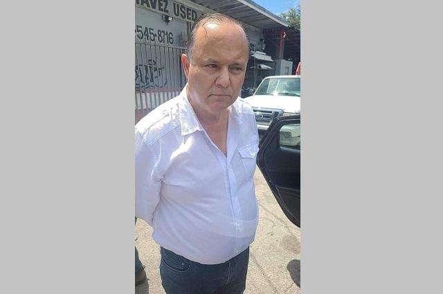 Detienen en Florida a César Duarte, ex gobernador de Chihuahua