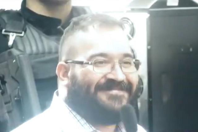 Juez ordena suspender sentencia de Javier Duarte, pero seguirá preso