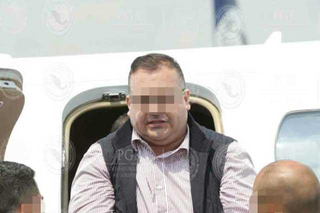 Javier Duarte seguirá preso en el Reclusorio Norte hasta el sábado