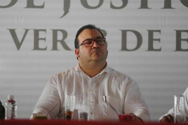 Javier Duarte colecciona cargos, condena alcanzaría los 40 años de prisión