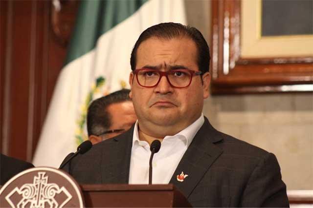 Fincan cinco nuevos cargos a Javier Duarte