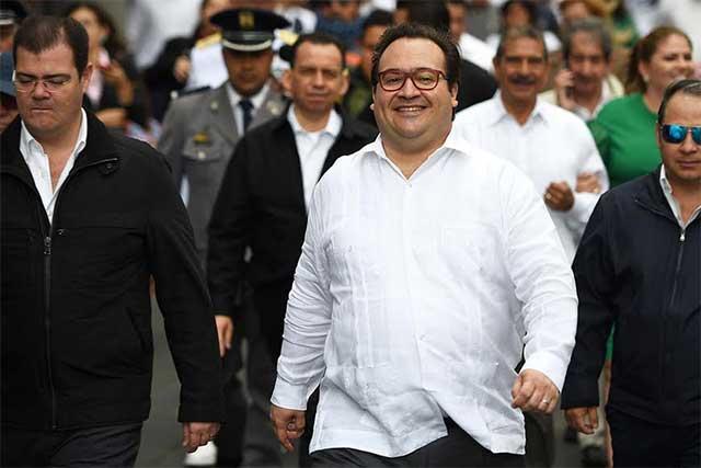 España: detienen presunto complice de exgobernador mexicano