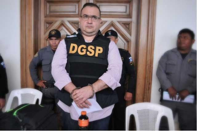 La PGR sustentará acusación contra Javier Duarte con testigo colaborador