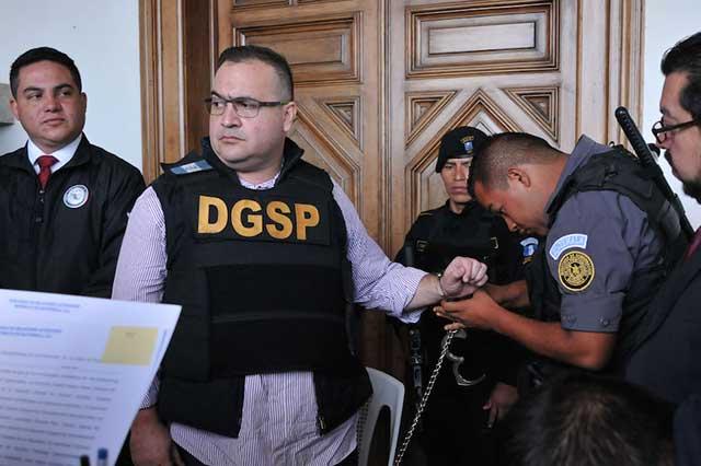 Pruebas contra Duarte, son sólidas, dice director de Procesos de Amparo