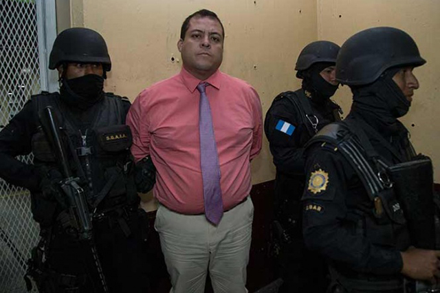 Capturan a diputado guatemalteco acusado de asesinar a 2 periodistas
